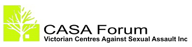 Victorian Centres Against Sexual Assault Forum