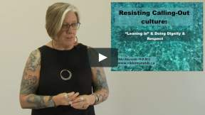 resisting call out culture