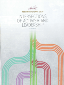 Intersection of activism and leadership